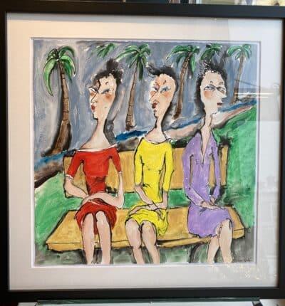 Trois soeurs Susanne Nyholm
